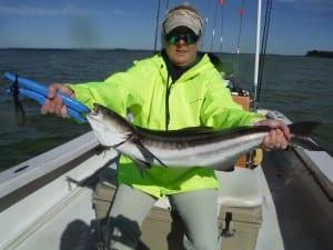 tampa winter fishing
