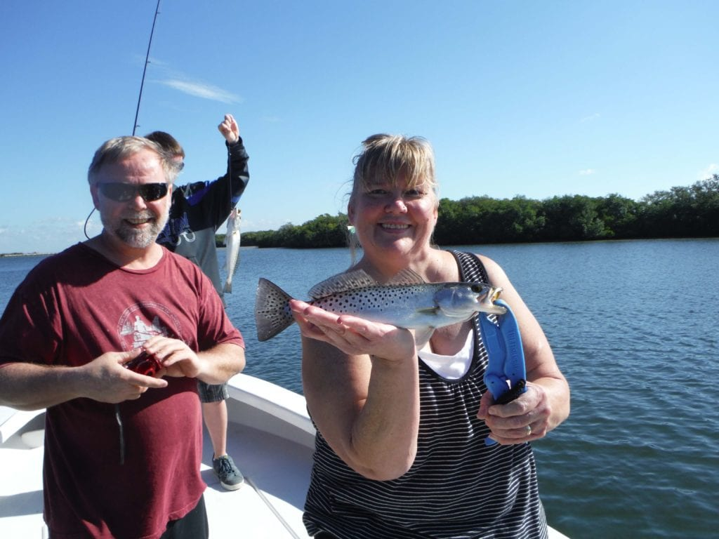 1 31 2014 fishing report and forecast tampa bay fishing for Tampa bay fishing report