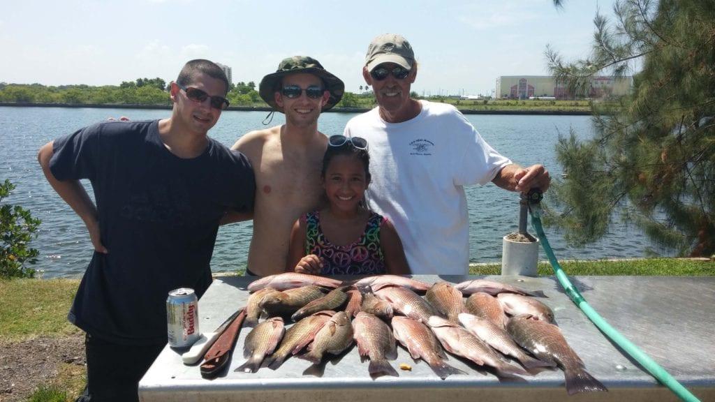 fishing tampa charters