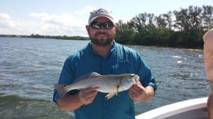 Bass Pro Redfish