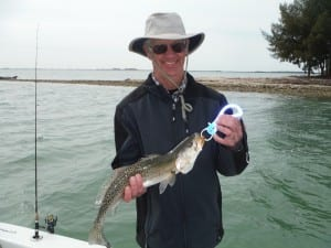 Clearwater trout fishing