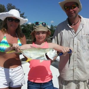 kids fishing charter tampa