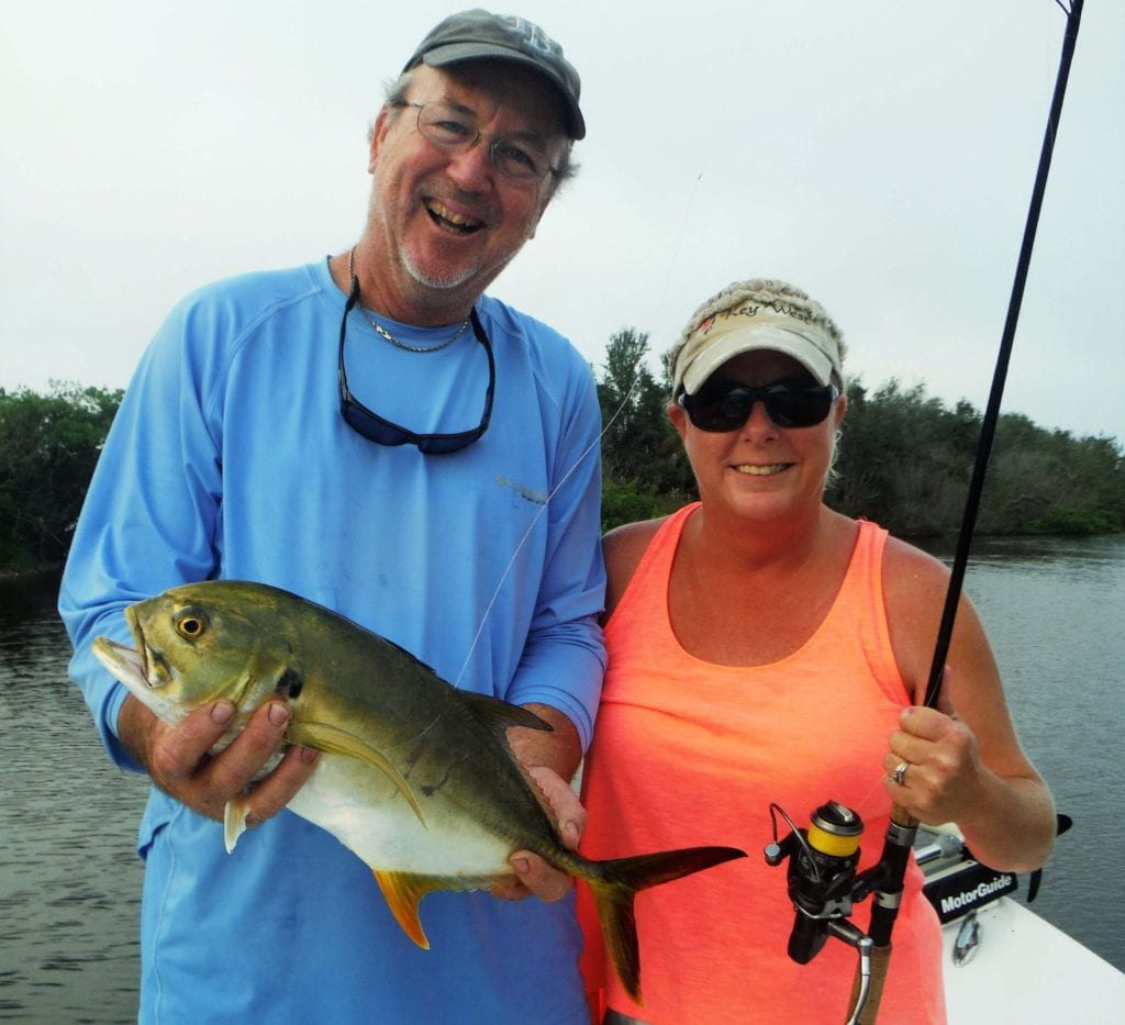 Happy tampa charter tampa bay fishing charters for Tampa bay fishing guides