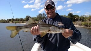 snook fishing charter