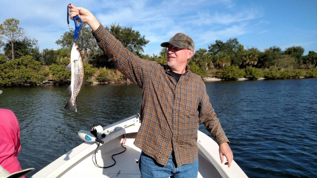Trout fishing tampa bay fishing charters for Tampa florida fishing charters
