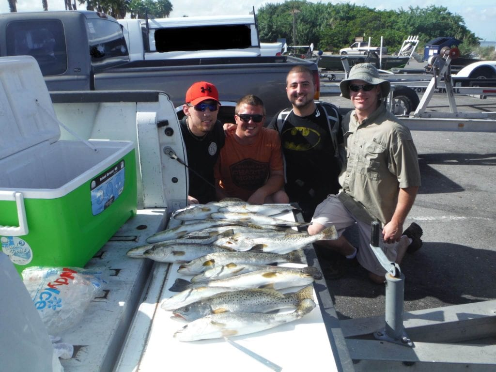 charter fishing in tampa bay