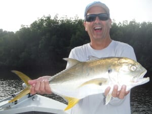 charter fishing for jack crevalle