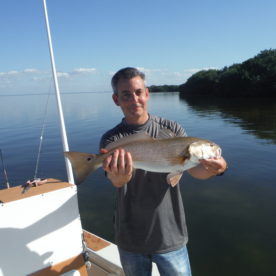 fishing for redfish report tampa bay