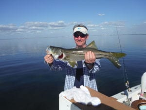 Tampa Bay fishing reports