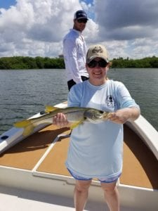 female friendly fishing charters tampa