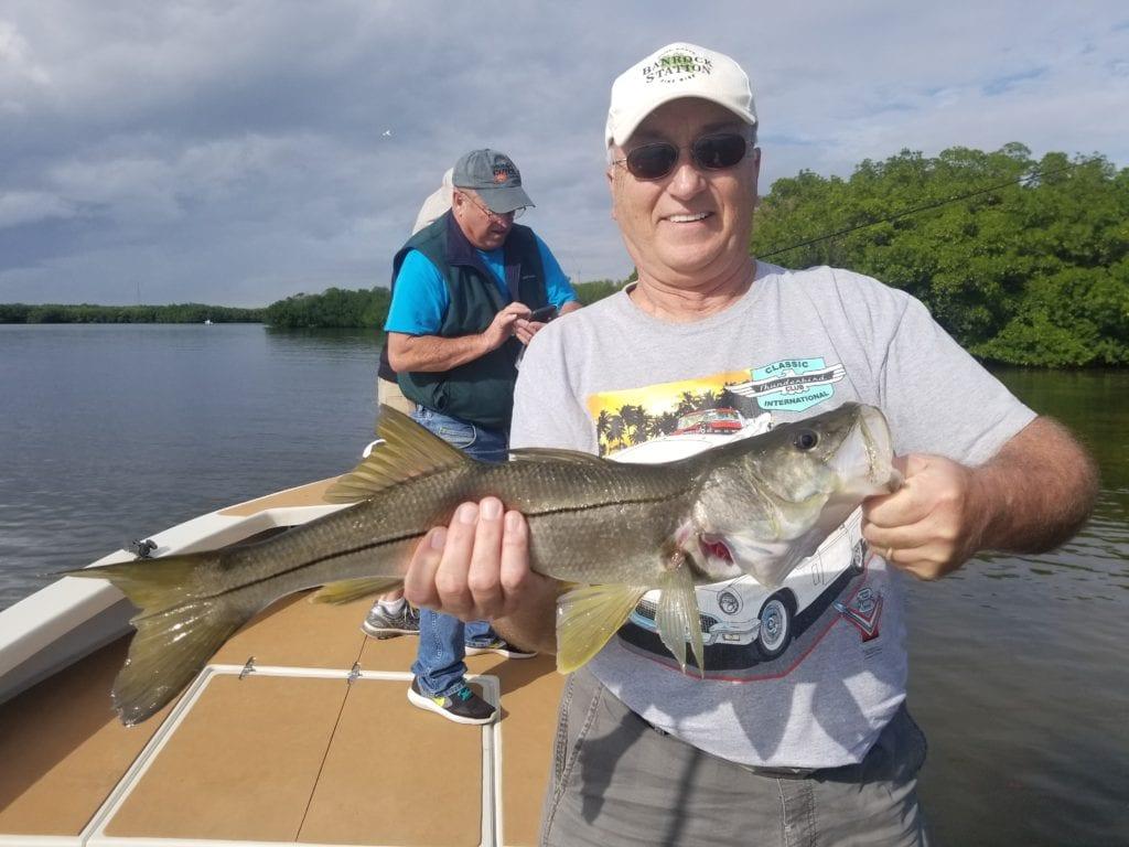 Tampa fishing charter report tampa bay fishing charters for Tampa bay fishing reports
