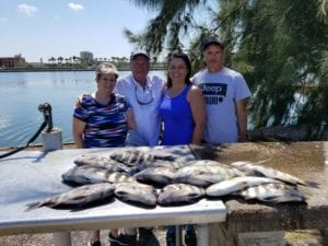 family fishing charter