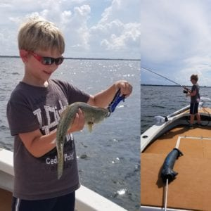 family friendly fishing charters Tampa