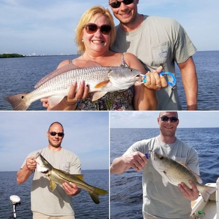 Tampa Bay Fishing Report