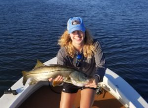 Tampa Snook fishing charters