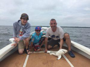 shark fishing tampa