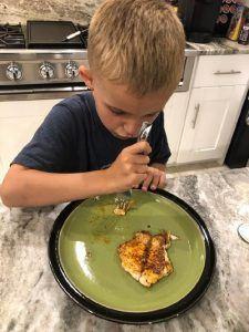 snapper recipe