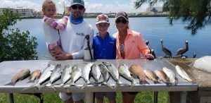 family friendly fishing charter tampa