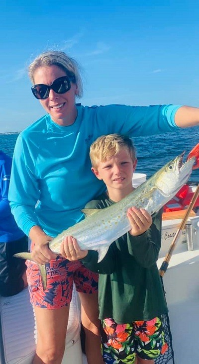 fishing charter in tampa