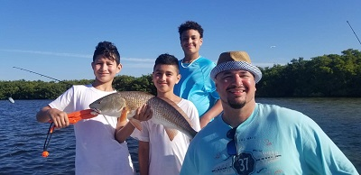 tampa family fishing charters